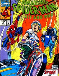 The Amazing Spider-Man: Hit and Run!