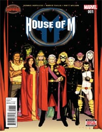 House of M (2015)