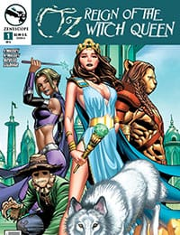 Grimm Fairy Tales presents Oz: Reign of the Witch Queen
