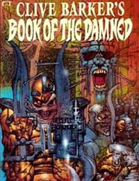 Clive Barker's Book of the Damned: A Hellraiser Companion