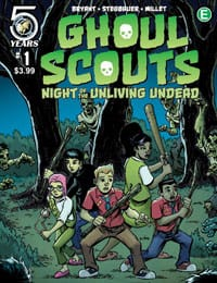 Ghoul Scouts: Night of the Unliving Undead