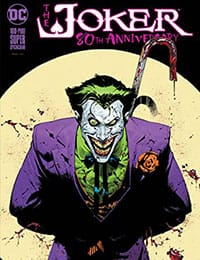 The Joker 80th Anniversary 100-Page Super Spectacular