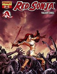Red Sonja: Vacant Shell