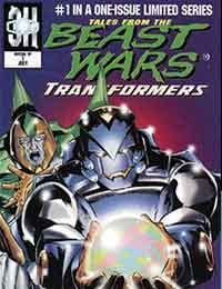Tales From the Beast Wars Transformers