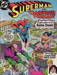 Superman in The Computer Masters of Metropolis