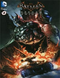 Punisher/Batman: Deadly Knights