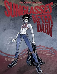Sunglasses After Dark: Full Blooded Collection