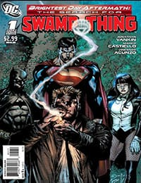 Brightest Day Aftermath: The Search for Swamp Thing