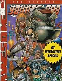 Youngblood GT Interactive Ultra Game Players Special Edition