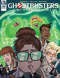 Answer the Call Ghostbusters 35th Anniversary